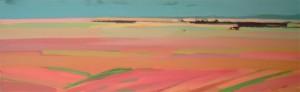 Tras cuarenta años en el mundo de la pintura es la primera inmersión de la obra del artista en una feria de arte.