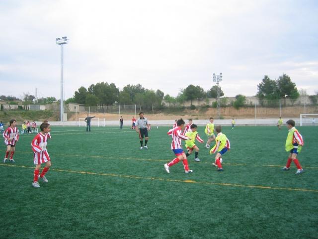 fútbol 7 benjamín