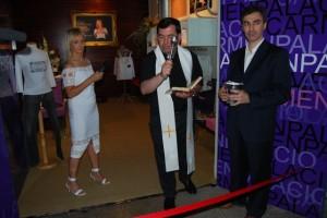 Inauguración de la primera tienda Carmen Palacio. Foto JLP.