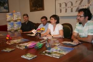 Presentanción del MOBA en Monzón. Foto S.E.