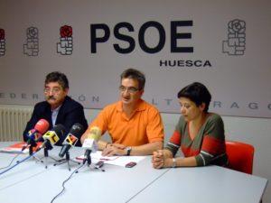 Ejecutiva provincial del PSOE. Foto S.E.