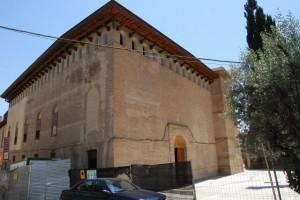 El Palacio Episcopal ya está restaurado. Foto JLP.