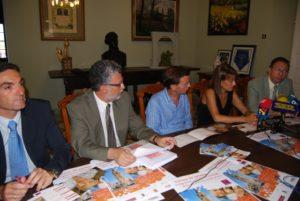 La Universidad San Jorge recala en Barbastro. Foto JLP.