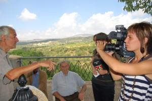 Despertación mediática por la desaparición. Foto JLP.