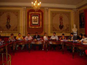 Sesión plenaria del martes. Foto R.S.