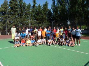 Foto de familia de los participantes. Foto: Carmen Guardia.