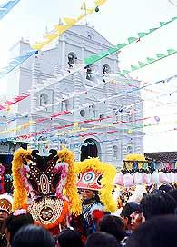 Convite en Santa María Chiquimula.