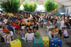 Campeonato del Mundo de Parchís de El Grado. Foto JLP.