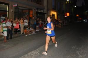 María Llorens fue segunda. Foto JLP.