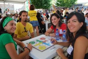 Participantes en el Mundial. Foto JLP.