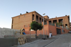 Residencia de Estadilla. Foto JLP.