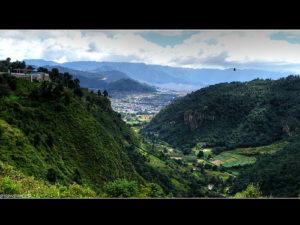 """Valle de """"Toto""""."""