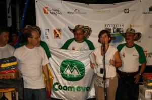El equipo colombiano que se proclamó campeón del Mundo. Foto S.E.