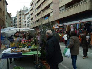 Feria de la Candelera. Foto JLP.
