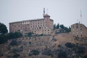 Monasterio del Pueyo. Foto JLP