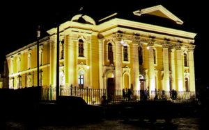 Teatro de Totonicapán.