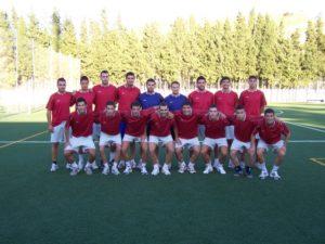 Atlético Monzón. Foto S.E.