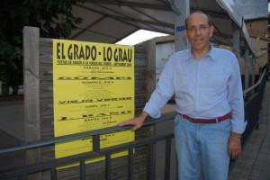 Joaquín Paricio. Foto JLP.