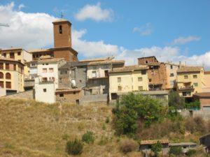 Vista de El Grado. Foto JLP.