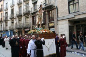 Procesión del Encuentro Glorioso. Foto R.S.