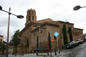 Catedral de Santa María del Romeral. Foto S.E.