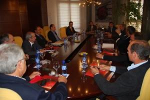 Consejo extraordinario de la D.O. Foto JLP.