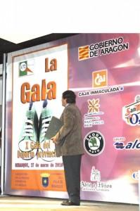 Presentación de la Gala Provincial del Deporte. Foto S.E.