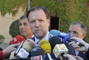Marcelino Iglesias. Foto S.E.