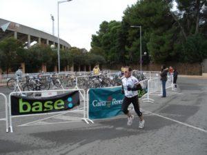Un momento de la carrera. Foto R.S.