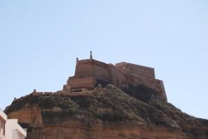Castillo de Monzón. Foto JLP.