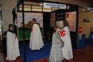 Asociación Templaria Tradiciones. Foto Ronda Somontano.