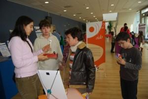 Exposición sobre Nanociencia. Foto JLP.