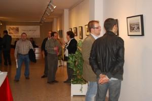 Exposición sobre la obra de Pascualín. Foto JLP.