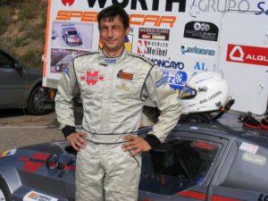 Raúl Lasierra. Foto Ángel Huguet.