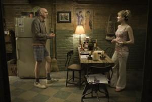 """""""Si la cosa funciona"""" se proyectó recientemente en el cine Cortés de Barbastro."""