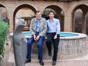 Adell y García. Foto S.E.