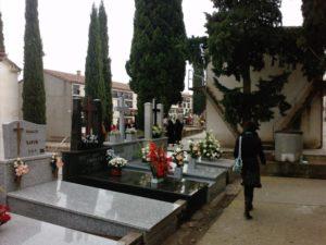 Cementerio de Barbastro. Foto R.S.