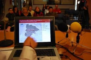 Vuelos virtuales del Somontano. Foto JLP.