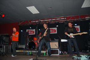 Actuación de Corzanius en el Polifonik Sound de 2009. Foto JLP.