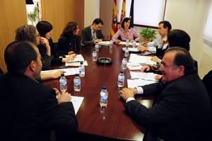 La consejera de Servicios Sociales del Gobierno de Aragón. Foto S.E.