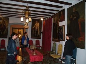 Palacio de Valdeolivos. Foto JLP.
