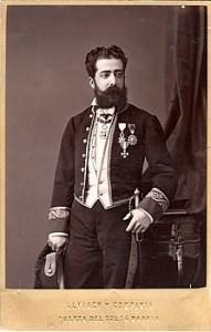 Barón de Valdeolivos. Foto S.E.