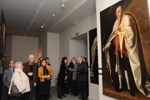 Inauguración de la exposición en Zaragoza. Foto S.E.