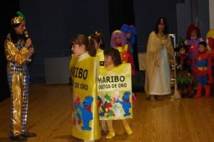 Carnaval infantil de Barbastro. Foto JLP.