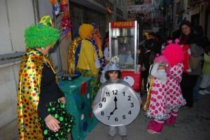 Carnaval en el barrio San Hipólito. Foto JLP.