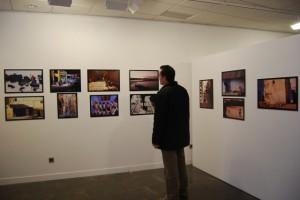 Exposición La sombra de Ítaca. Foto JLP.