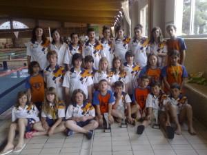 Los campeones del Hinaco.