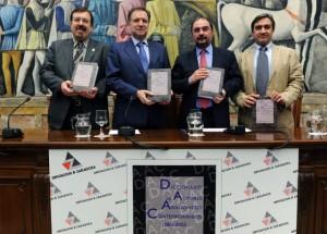 Barrerio, Iglesias, Lambán y Corral.