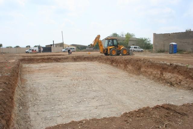 Las obras del plan e de 2010 fondo estatal para el empleo for Piscinas de monzon