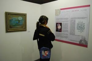 Cuadros y paneles de Julieta. JLP.
